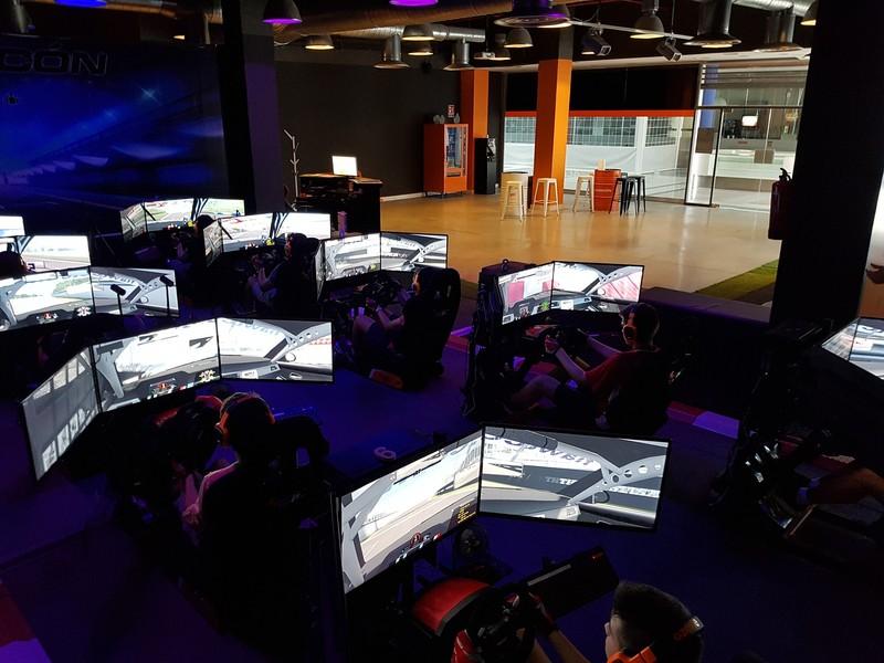 Circuito Virtual : Circuito virtual badajoz simuladores home facebook