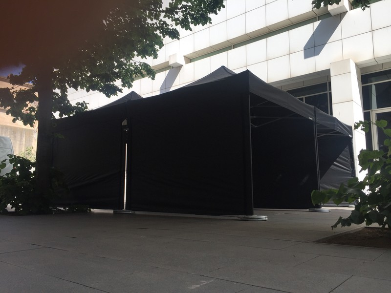 modulo carpas 3x3 negras