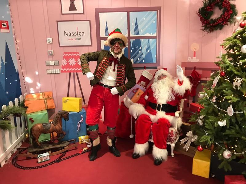 Navidad en NASSICA Kids