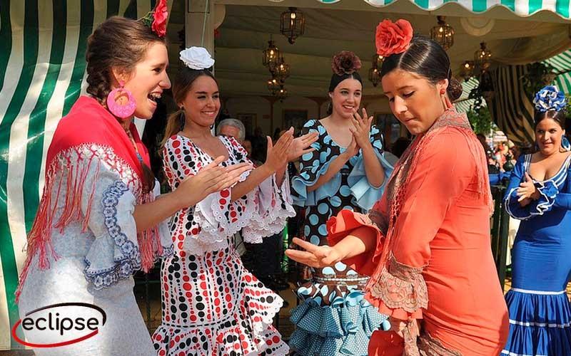Taller de flamenco en Sevilla para despedidas
