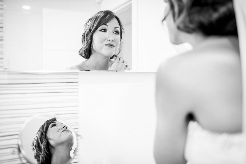 Espejo novia