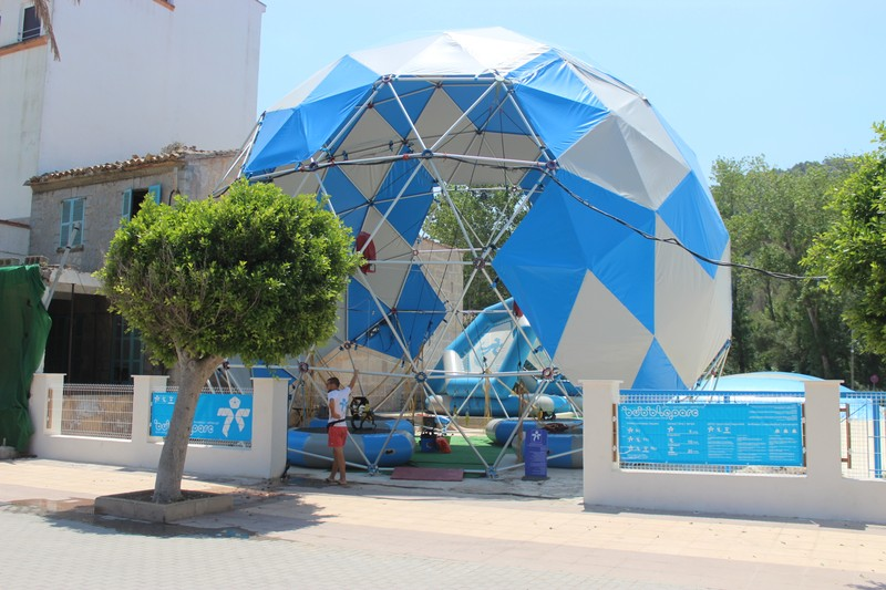 Bubbleparc Port Soller