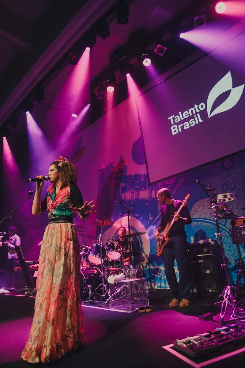 TALENTO BRASIL - Promoción cultural