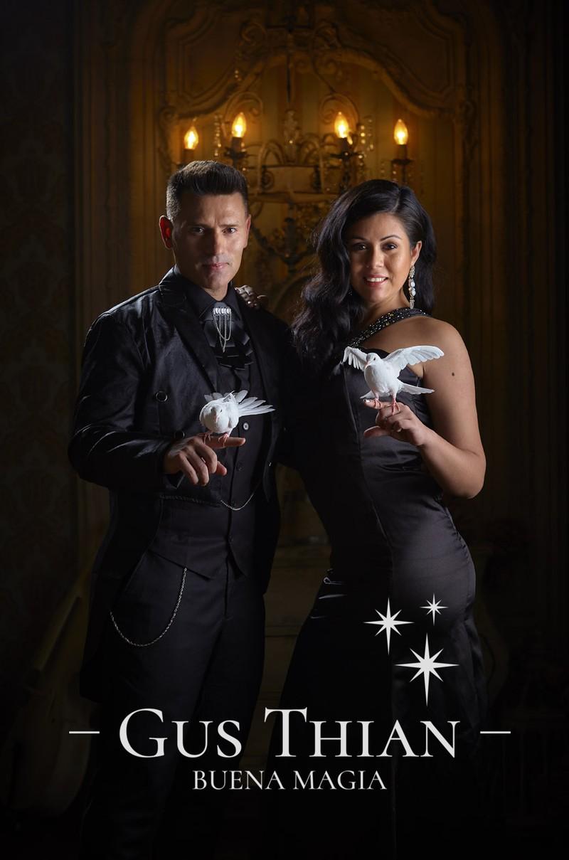 Gala mágica