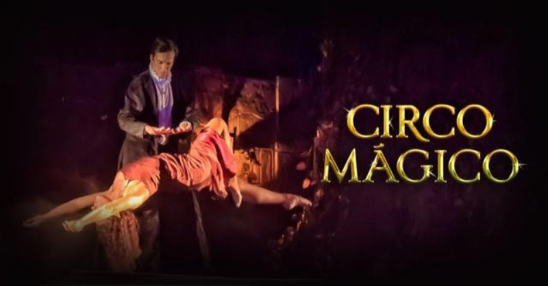 Manuel en el Circo Mágico