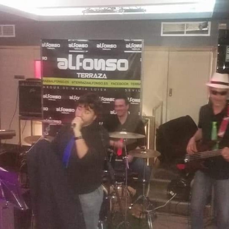 Actuación en el Alfonso