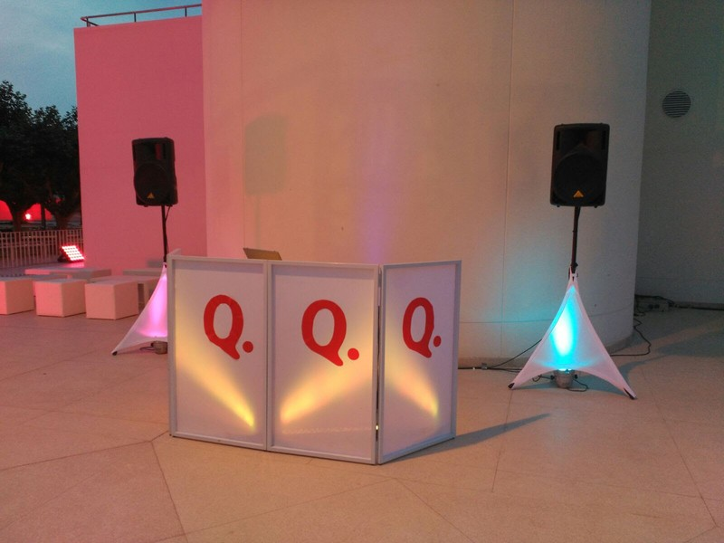Evento en el Hipódromo de la Zarzuela para la Agencia de Publicidad Q