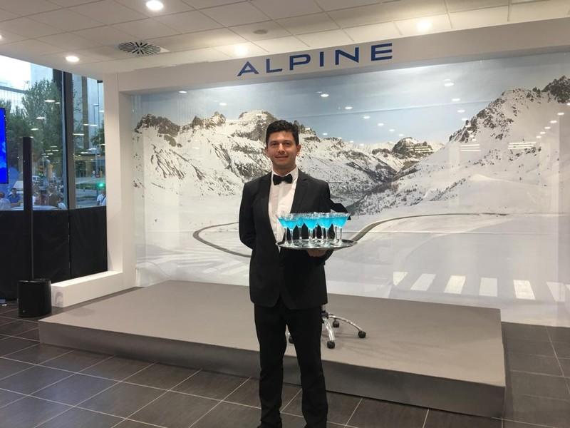 Presentación Renault Alpine