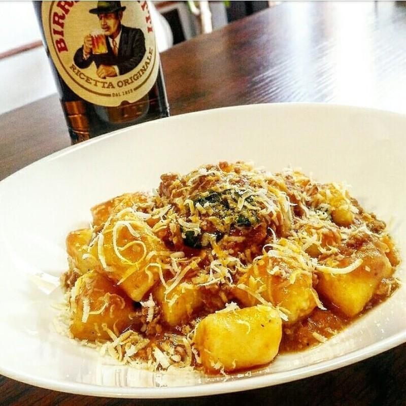 Gnocchi Ragu Boloñesa