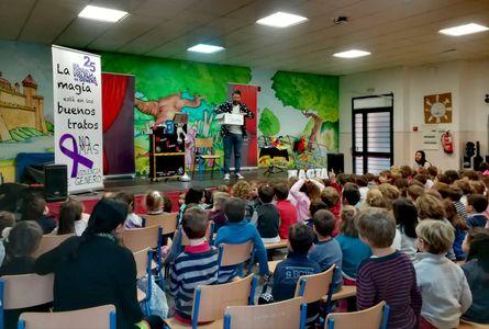 Mago Fran Que presta servicio en la subcategoría de Magos para niños en Málaga