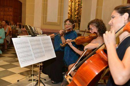 Musiquiero Eventos presta servicio en la subcategoría de Música clásica, Ópera y Coros en Murcia
