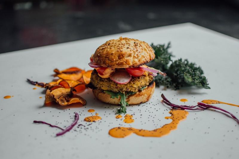 Veggie Burger by Loliam