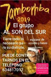 GRUPO ROCIERO AL SON DEL SUR presta servicio en la subcategoría de Flamenco y Coros Rocieros en Cádiz