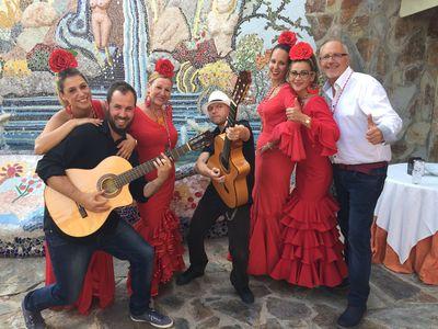 Coro Rociero Sendero Marismeño presta servicio en la subcategoría de Flamenco y Coros Rocieros en Barcelona