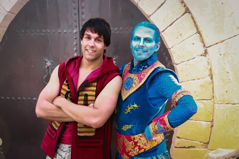 Promoción Aladdin NASSICA