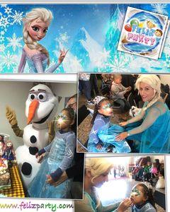 Feliz party presta servicio en la subcategoría de Animadores infantiles en Barcelona