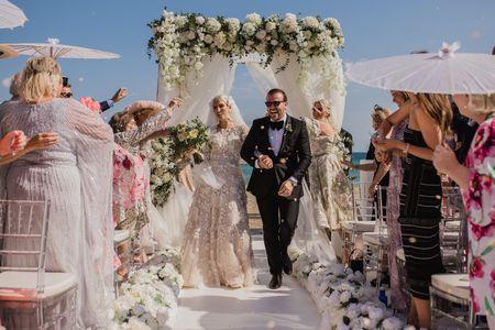 Marbella Wedding.com presta servicio en la subcategoría de Wedding planner en Málaga