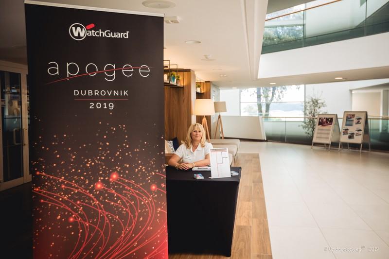 Evento Watchguard - Dubrovnik