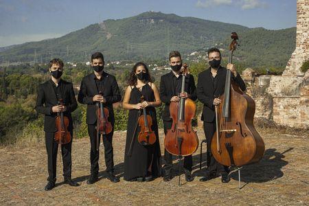 Eiron Quintet presta servicio en la subcategoría de Música clásica, Ópera y Coros en Barcelona