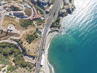 GVC  Aerial Camera Studio presta servicio en la subcategoría de Video y fotografía con drones en Málaga