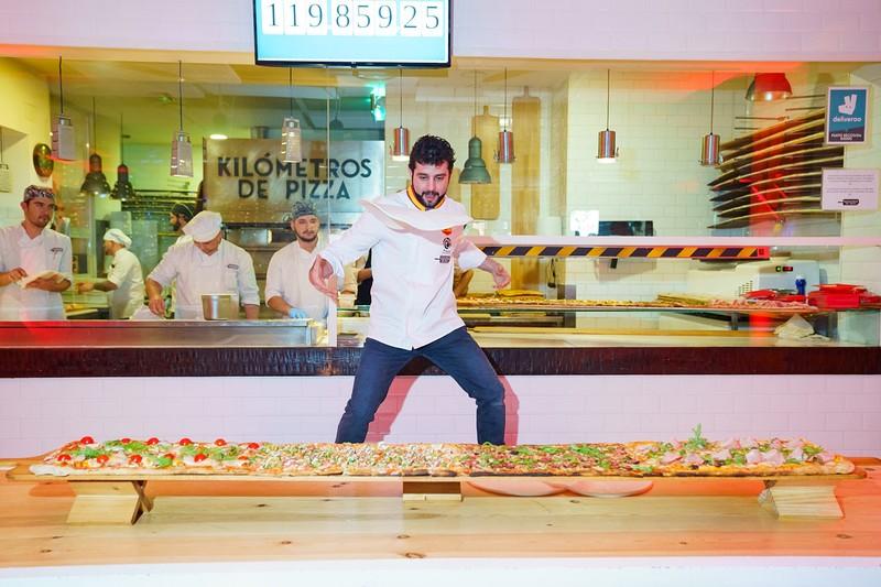 Kilómetros Pizza