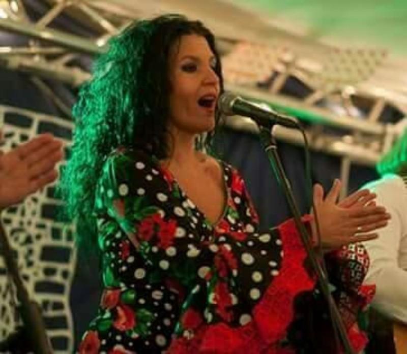 Cantante de Flamenco