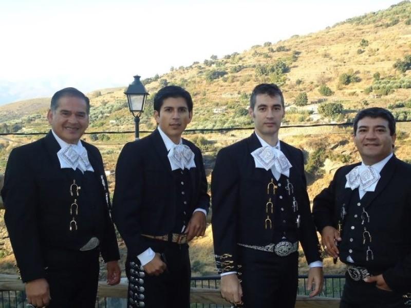 Mariachis en Murcia