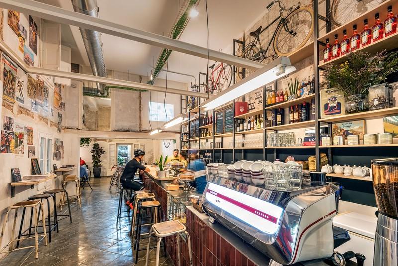 Inauguración Cafe Eroica, Barcelona