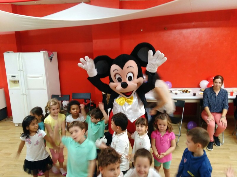 Animacion Infantil Mickey