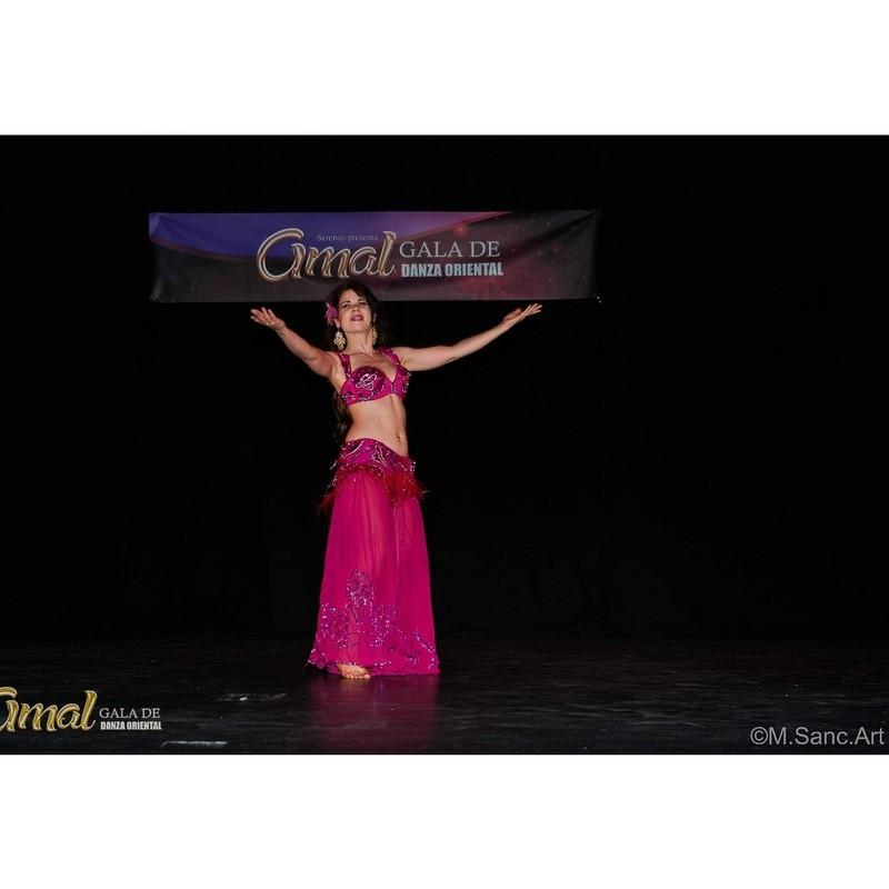 Espectáculos de danza árabe
