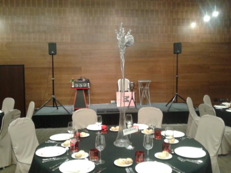 Fiestas de empresa hoteles madrid