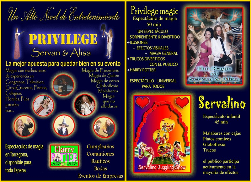 Revista Privilege