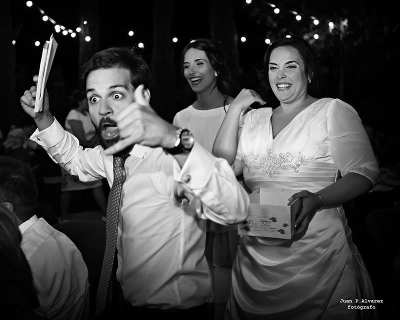 fotos de boda divertidas