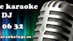 Alquiler de Karaoke Lupi