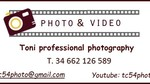 TONI PROFESSIONAL PHOTOGRAPHY & VIDEO
