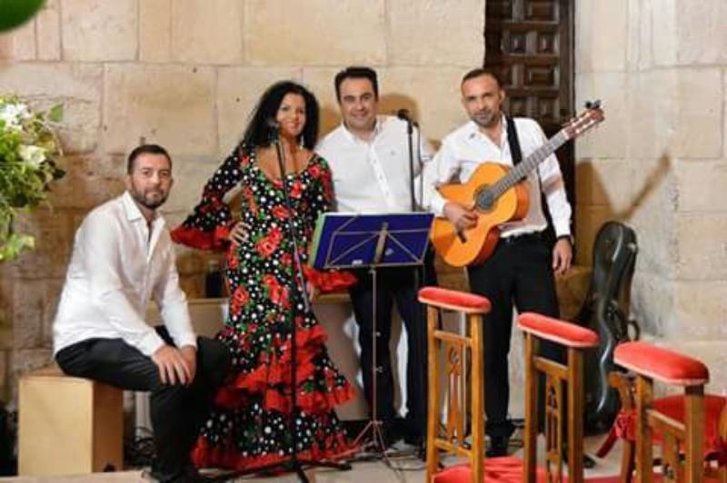 Boda Flamenca Alba Lírica