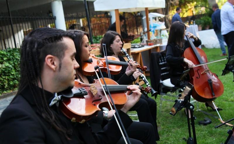 Cuarteto de música para eventos