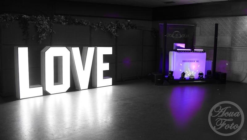 Equipo deluxe + LOVE
