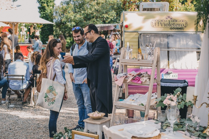 Mago Moliné en The Wedding Market