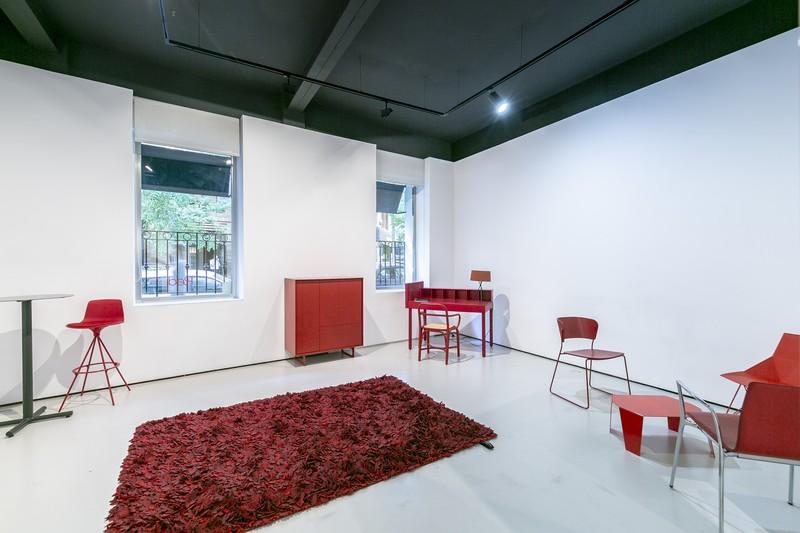 sala 1 - mobiliario