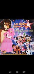 Los Ridere Espectaculos presta servicio en la subcategoría de Animadores infantiles en Alicante
