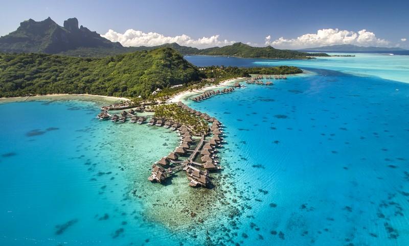 Polinesia - Conrad Bora Bora Nui