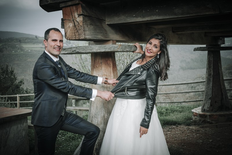 Postboda Sonia & Dani hórreo