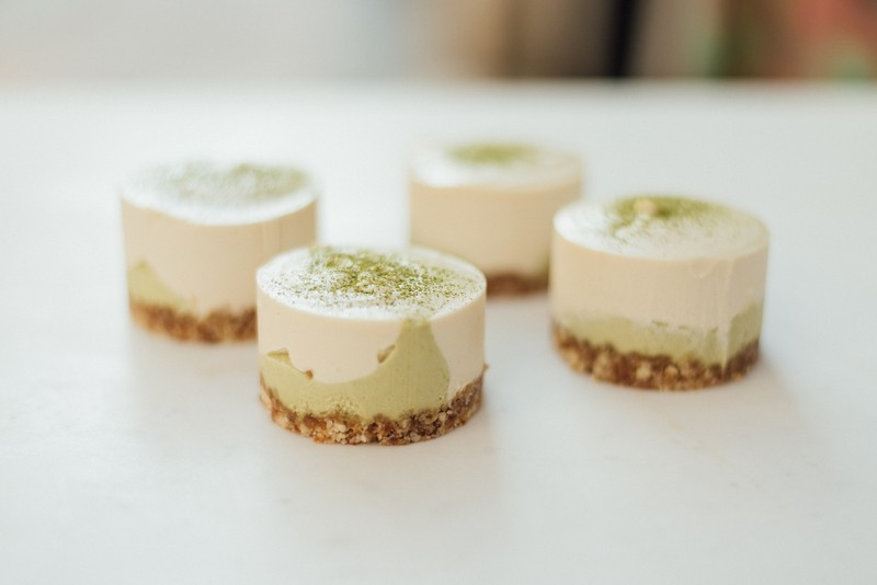 Veggie Cream Matcha by Loliam