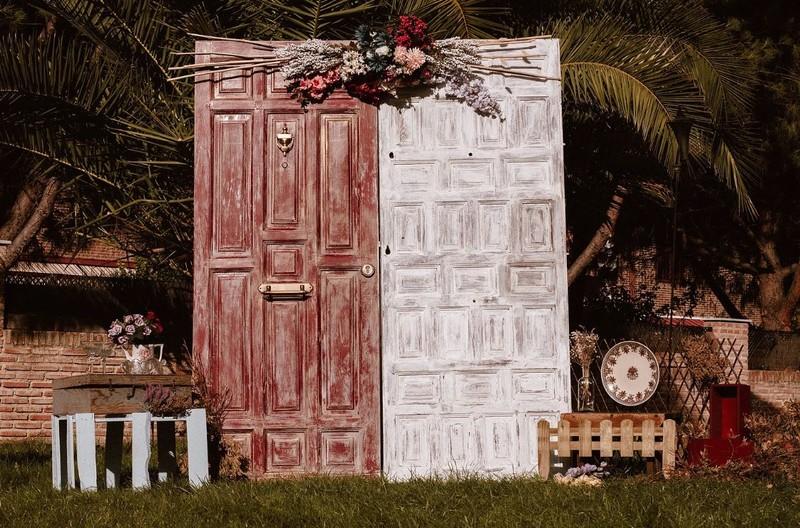 Photocall puertas