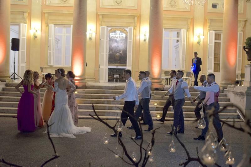 Boda Baile Novios