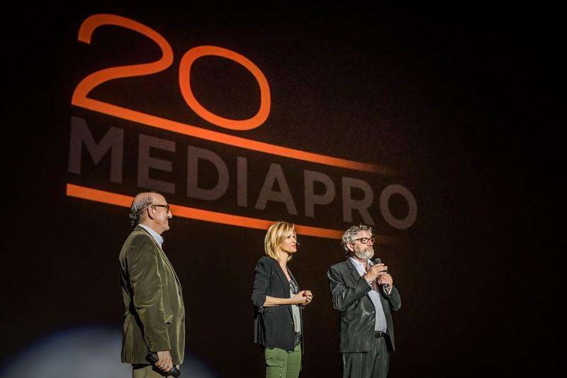 MEDIAPRO - 20º Aniversario
