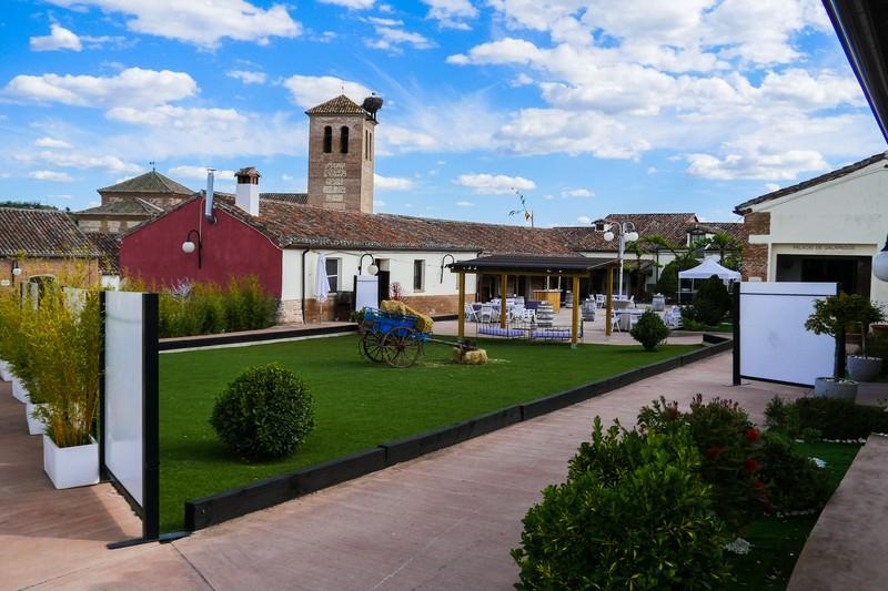 Jardines y terrazas al aire libre
