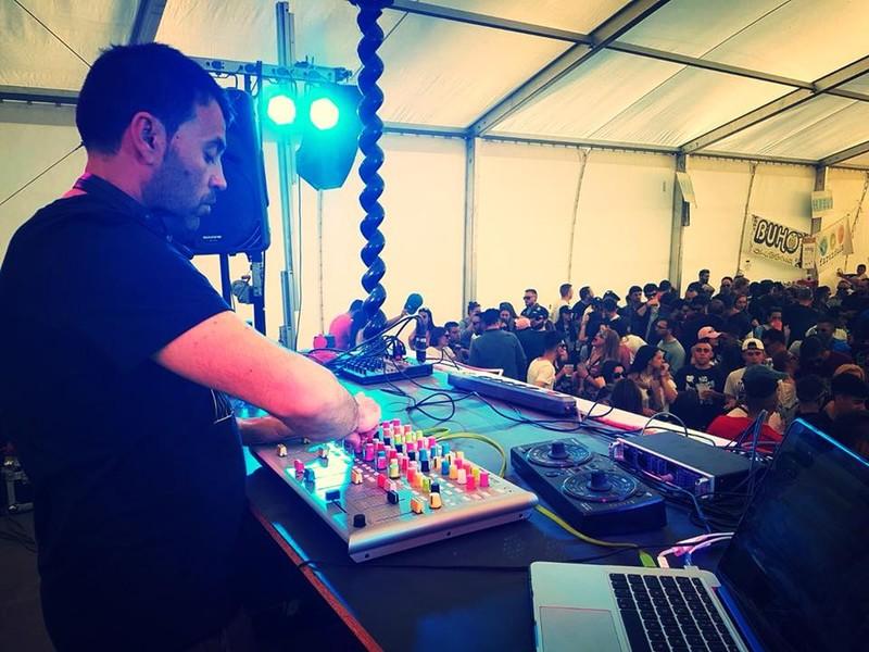 Festival Electronica Toledo