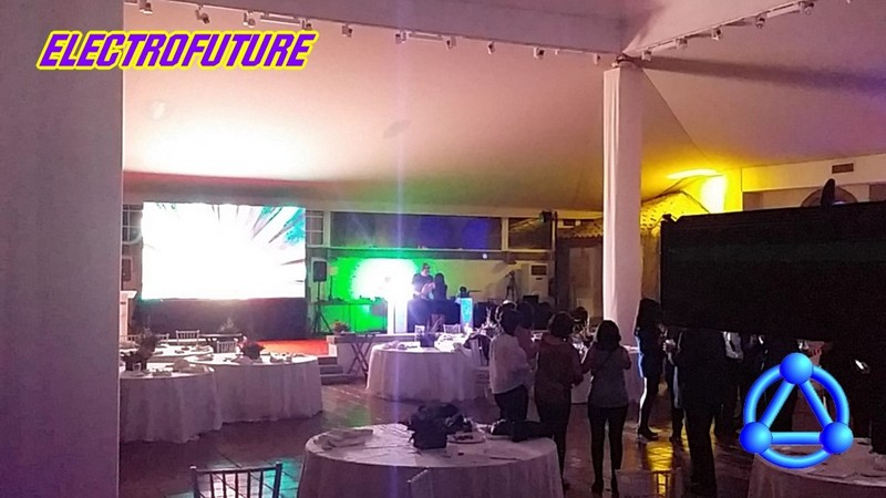 EVENTOS CON PANTALLA LED